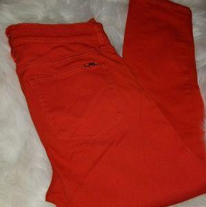 Ralph Lauren Lauren Jeans Company size 8 capris